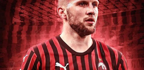 vendita maglie calcio Milan 2019 2020