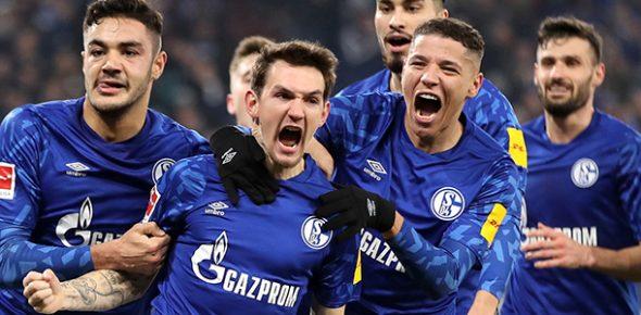 vendita maglie calcio Schalke 04 2020 2021