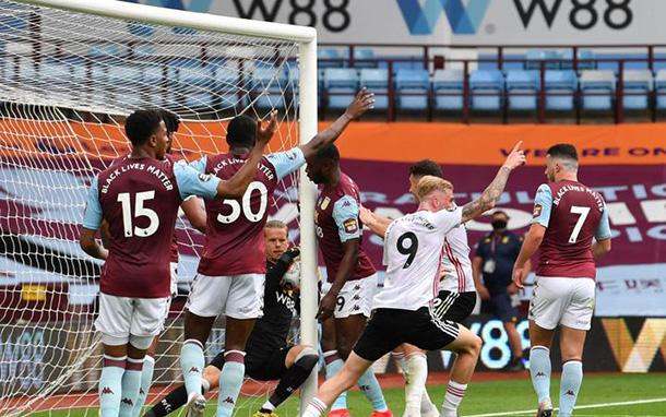 maglia calcio Aston Villa poco prezzo 2020 2021